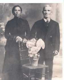 Venaurio and Caroline Pulcini